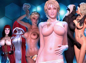 Giochi nude adulti con interattivo porno 3d
