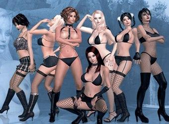 Scaricare 3d sexvilla PC giochi porno download