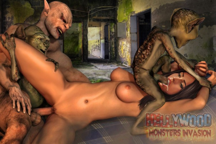 Порно фото с монстрами 65654 фотография