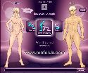 Avatar manga dei caratteri sessuali in gioco hentai