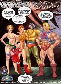 Fumetti sesso heman muscoloso